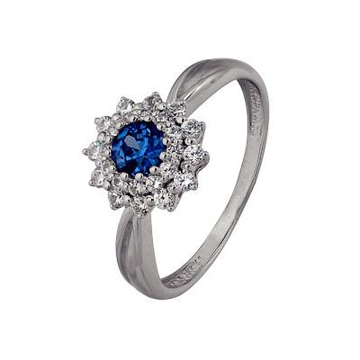 Золотое кольцо Ювелирное изделие A1206102593  крейт д 58 1
