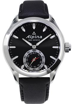 Alpina Часы Alpina AL-285BS5AQ6. Коллекция Horological Smartwatch alpina al 525std2cd6b