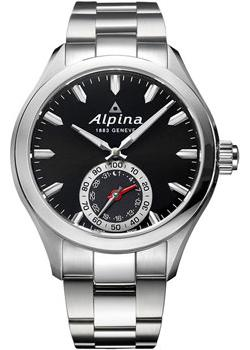 Alpina Часы Alpina AL-285BS5AQ6B. Коллекция Horological Smartwatch alpina al 285std3cd6b