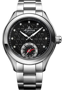 Alpina Часы Alpina AL-285BTD3C6B. Коллекция Horological Smartwatch alpina horological smartwatch al 285s5aq6