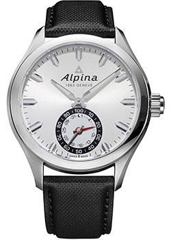 Alpina Часы Alpina AL-285S5AQ6. Коллекция Horological Smartwatch alpina al 285std3cd6b