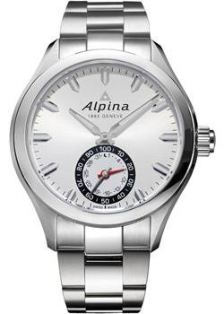 Alpina Часы Alpina AL-285S5AQ6B. Коллекция Horological Smartwatch alpina al 525std2cd6b