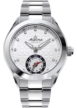 Alpina Часы Alpina AL-285STD3C6B. Коллекция Horological Smartwatch alpina al 525std2cd6b
