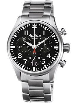 Alpina Часы Alpina AL-372B4S6B. Коллекция Aviation