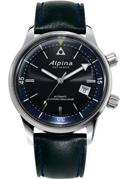 Alpina Часы Alpina AL-525G4H6. Коллекция Diving alpina часы alpina al 525vg4e6 коллекция alpiner