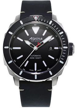 Alpina Часы Alpina AL-525LBG4V6. Коллекция Seastrong Diver