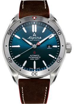 Alpina Часы Alpina AL-525NS5AQ6. Коллекция Alpiner мужские часы alpina al 280n4s6