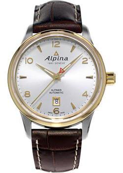 Alpina Часы Alpina AL-525S4E3. Коллекция Alpiner