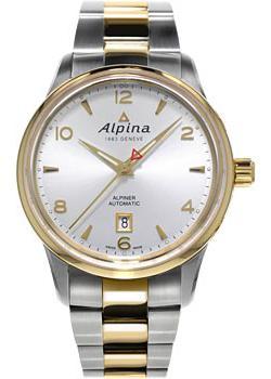Alpina Часы Alpina AL-525S4E3B. Коллекция Alpiner