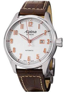 Alpina Часы Alpina AL-525SCR4S6. Коллекция Aviation alpina al 285bs5aq6