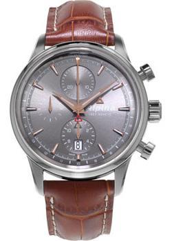 Alpina Часы Alpina AL-750VG4E6. Коллекция Alpiner мужские часы alpina al 282lnn4v6