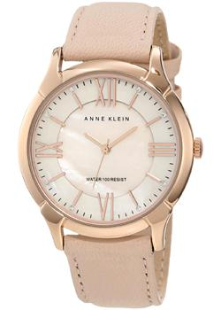 Anne Klein Часы Anne Klein 1010RGLP. Коллекция Daily anne klein 1442 bkgb