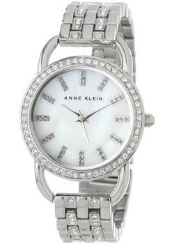 Anne Klein Часы Anne Klein 1263MPSV. Коллекция Crystal anne klein 1421 mpsv