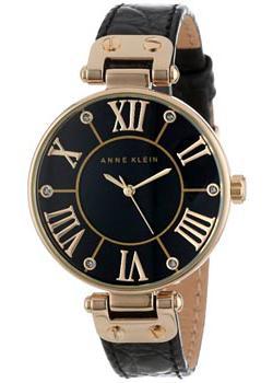 Anne Klein Часы Anne Klein 1396BMBK. Коллекция Ring