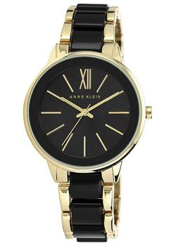 Anne Klein Часы Anne Klein 1412BKGB. Коллекция Big Bang fashion style