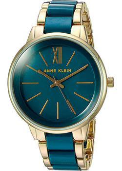 Anne Klein Часы Anne Klein 1412BLGB. Коллекция Daily все цены
