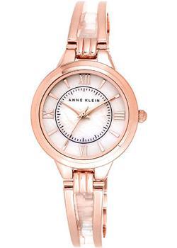 Anne Klein Часы Anne Klein 1440RMRG. Коллекция Daily anne klein часы anne klein 1805svtt коллекция daily