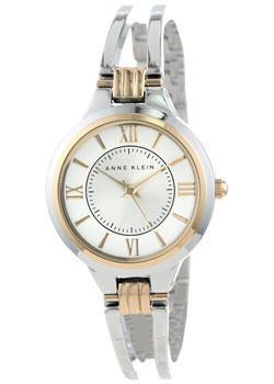 Anne Klein Часы Anne Klein 1441SVTT. Коллекция Daily anne klein часы anne klein 2229svsv коллекция daily