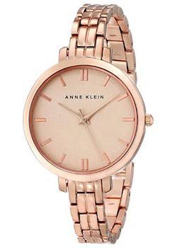 Anne Klein Часы Anne Klein 1446RGRG. Коллекция Daily anne klein часы anne klein 1204crhy коллекция daily