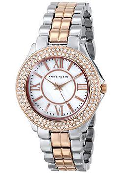 цена на Anne Klein Часы Anne Klein 1463MPRT. Коллекция Crystal