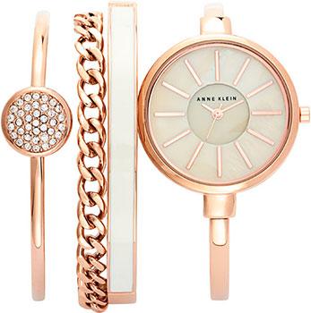 Anne Klein Часы Anne Klein 1470RGST. Коллекция Daily женские часы anne klein 1408chto