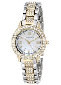 Anne Klein Часы Anne Klein 1493MPTT. Коллекция Crystal anne klein часы anne klein 1030mpgb коллекция crystal