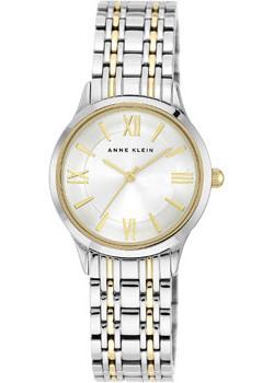 Anne Klein Часы Anne Klein 1805SVTT. Коллекция Daily anne klein часы anne klein 1805svtt коллекция daily