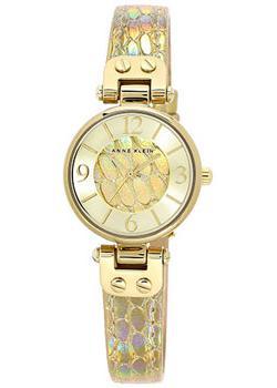 Anne Klein Часы Anne Klein 1822CHGD. Коллекция Daily anne klein часы anne klein 1805svtt коллекция daily
