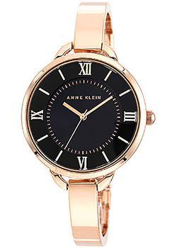 Anne Klein Часы 1826BKRG. Коллекция Daily