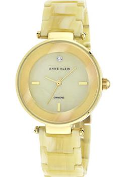 Anne Klein Часы Anne Klein 1838CMHN. Коллекция Diamond anne klein 2759 mpsv