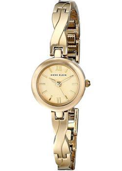 Anne Klein Часы Anne Klein 1858CHGB. Коллекция Daily цены онлайн
