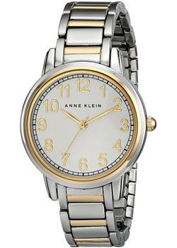 Anne Klein Часы Anne Klein 1911SVTT. Коллекция Daily anne klein часы anne klein 1204crhy коллекция daily