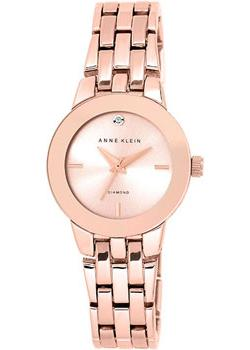 Anne Klein Часы Anne Klein 1930RGRG. Коллекция Diamond anne klein 2952 wtrg