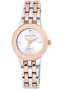 Anne Klein Часы Anne Klein 1931SVRT. Коллекция Diamond anne klein часы anne klein 2512gyrg коллекция diamond