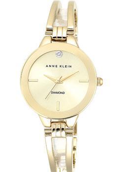 Anne Klein Часы Anne Klein 1942CHGB. Коллекция Diamond anne klein часы anne klein 2512gyrg коллекция diamond