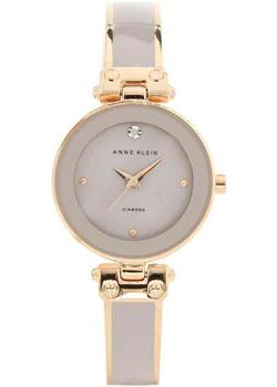 Anne Klein Часы Anne Klein 1980TPRG. Коллекция Diamond anne klein часы anne klein 2512gyrg коллекция diamond
