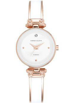 Anne Klein Часы Anne Klein 1980WTRG. Коллекция Diamond anne klein часы anne klein 2512gyrg коллекция diamond