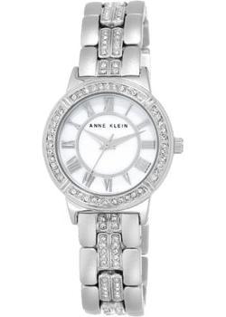 Anne Klein Часы Anne Klein 2019MPSV. Коллекция Crystal наручные часы anne klein crystal 2025 mpsv