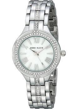 Anne Klein Часы Anne Klein 2025MPSV. Коллекция Crystal anne klein 1421 mpsv