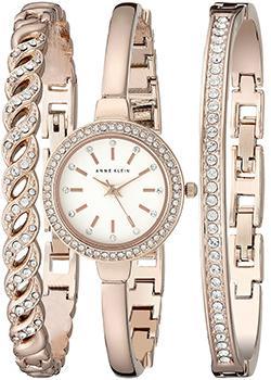 Anne Klein Часы Anne Klein 2046RGST. Коллекция Ring цена
