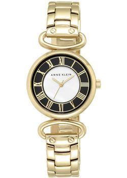 Anne Klein Часы Anne Klein 2122BKGB. Коллекция Daily цена