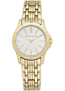 Anne Klein Часы Anne Klein 2126WTGB. Коллекция Daily anne klein часы anne klein 2229svsv коллекция daily