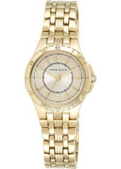 Anne Klein Часы Anne Klein 2128IVGB. Коллекция Daily anne klein часы anne klein 1805svtt коллекция daily