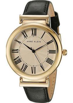 Anne Klein Часы Anne Klein 2136CRBK. Коллекция Daily anne klein 1315 bkbk