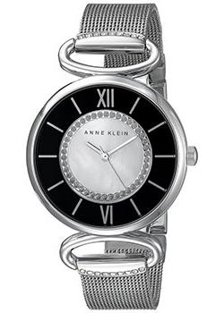 Anne Klein Часы Anne Klein 2151MPSV. Коллекция Crystal наручные часы anne klein crystal 2025 mpsv