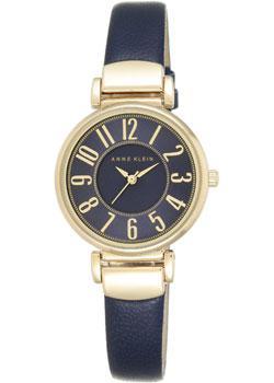 Anne Klein Часы Anne Klein 2156NVNV. Коллекция Daily anne klein часы anne klein 2229svsv коллекция daily