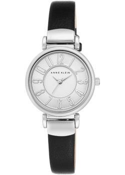 Anne Klein Часы Anne Klein 2157SVBK. Коллекция Daily anne klein часы anne klein 1993svtt коллекция daily