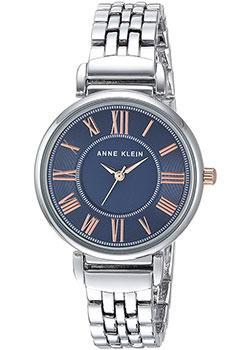 Anne Klein Часы Anne Klein 2159CBRT. Коллекция Daily anne klein часы anne klein 2229svsv коллекция daily
