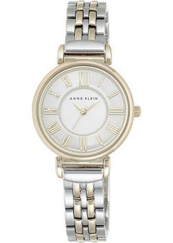 Anne Klein Часы Anne Klein 2159SVTT. Коллекция Daily anne klein часы anne klein 1805svtt коллекция daily