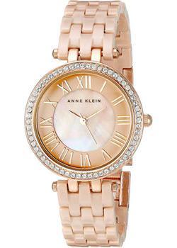 Anne Klein Часы Anne Klein 2200TNGB. Коллекция Ceramics цена
